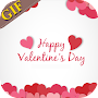 200+ Valentine Day GIF (HD) APK icon