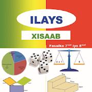 Ilays Xisaab - Buug Xisaab 7aad iyo 8aad ah
