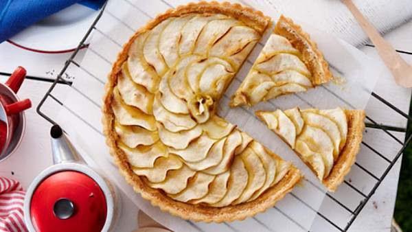 Apple Best Caramel Cheesecake Recipe