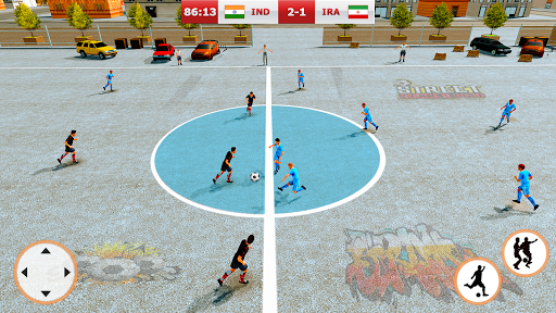 Futsal Championship 2020 - Street Soccer League 1.6 screenshots 4