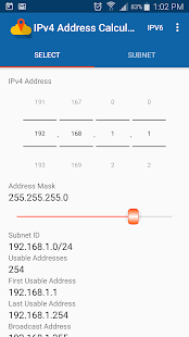IP Address Calculator- screenshot thumbnail