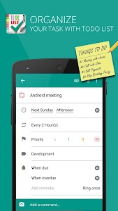 TODO LIST – Task Reminder PRO screenshot 0