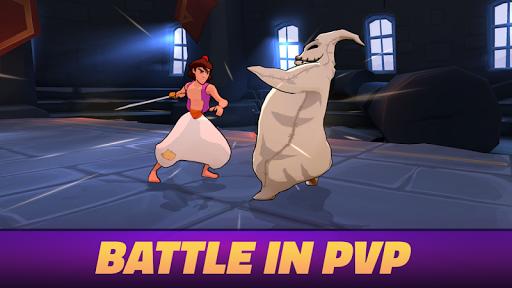 Disney Sorcerer's Arena apkdebit screenshots 1