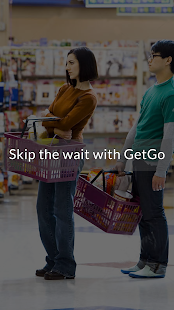 GetGo - Takeout service- screenshot thumbnail