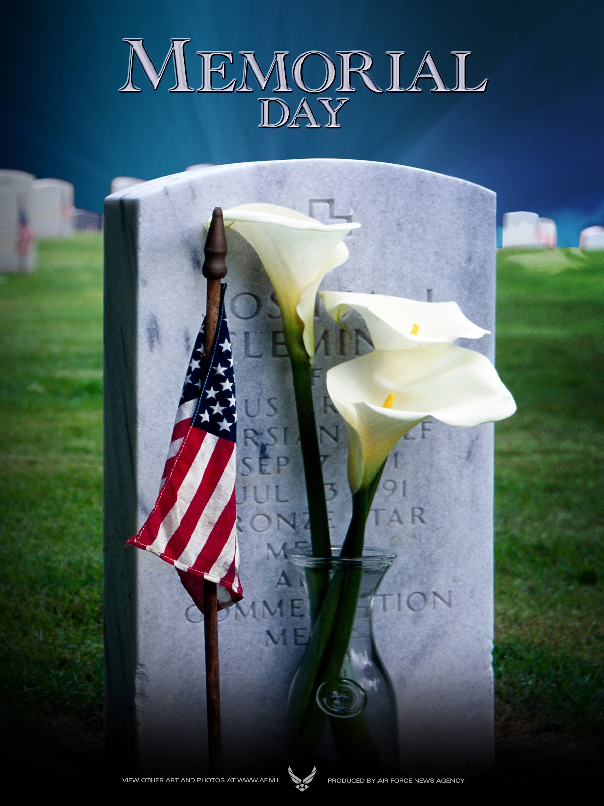 Memorial Day posters available for download > U.S. Air Force ...