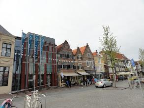 Photo: Winkels en terrasjes in Vlissingen