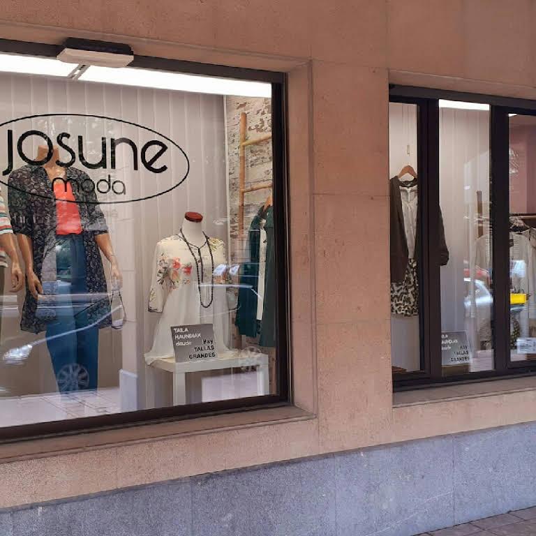 Josune Moda Tienda De Ropa Mujer Senora Y Tallas Grandes En Zarautz