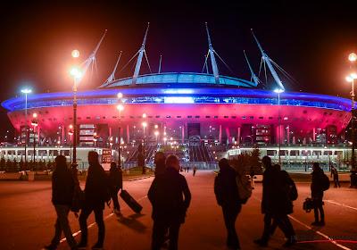 🎥 Les stades de l'Euro : le Krestovski Stadium, géant polémique sur la Baltique