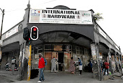 International Hardware in Verulam was owned by Mohamed Asmal. The family refused permission to use his picture for religious reasons.