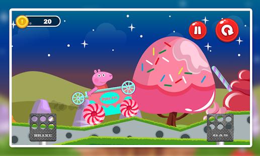 Pepa pig sweet baby world adventure - náhled