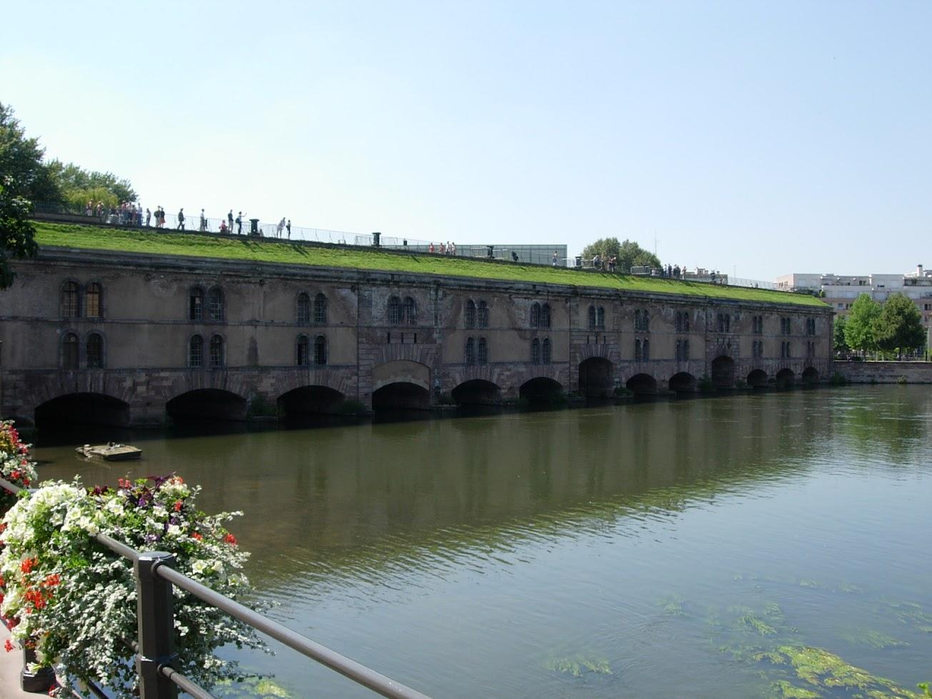 Barrage Vauban à Strasbourg