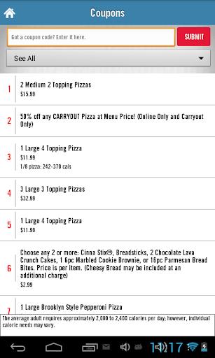 Domino's Pizza  Canada for PC