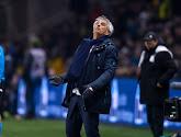 Vahid Halilhodžić , le coach de Nantes est déçu de la défaite des siens après avoir vu son équipe mener 2-0