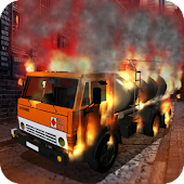 Extinguish Flame KAMAZ