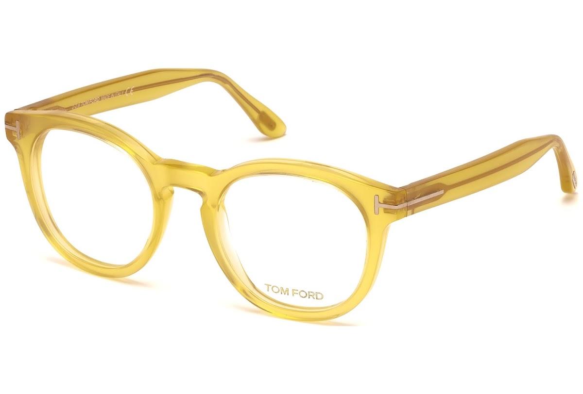 Tom Ford Brille » FT5489«, gelb, 041 - gelb