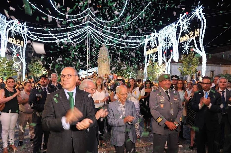 Fotos da abertura das Festas em Honra de Nossa Senhora dos Remédios – Lamego – 2016