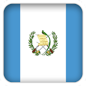 Selfie with Guatemala flag