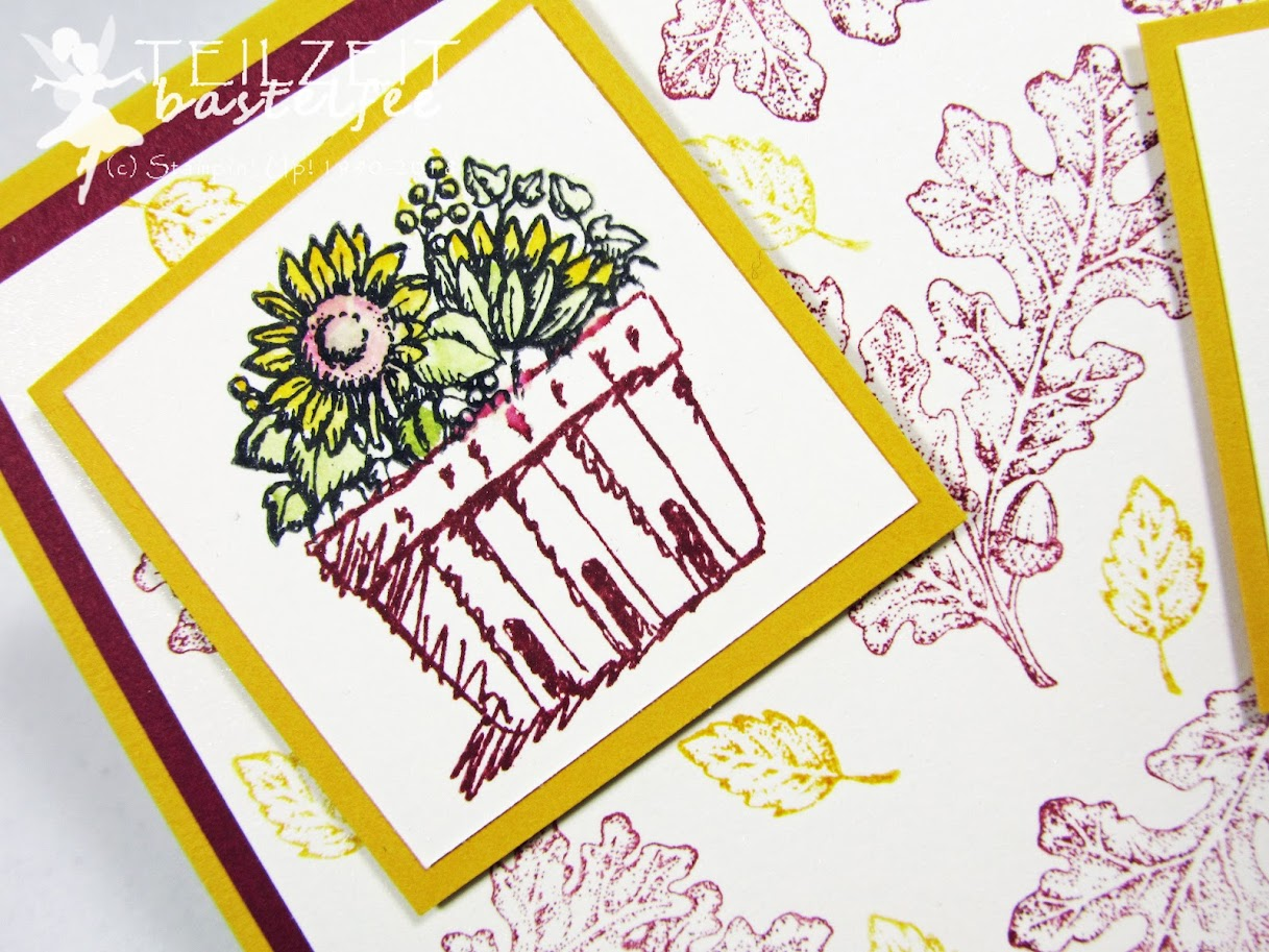 Stampin' Up! - Inkspire_me, Herbst, fall, Basket of Wishes, Lovely as a Tree, Zum Dank, Thankful Thoughts