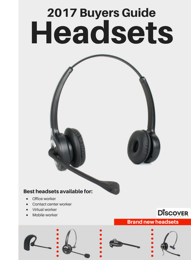 2017 headset buyers guide