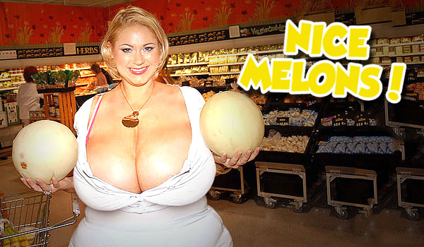 Nice Melons! -Safe For Work