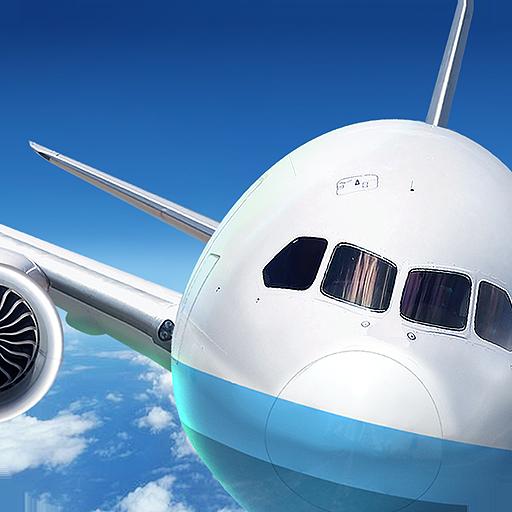 航空大亨 4 模擬 LOGO-玩APPs
