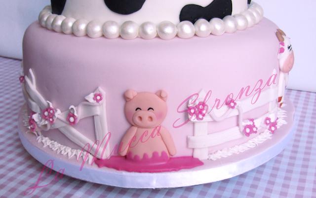 Muccasbronza torte di compleanno una torta for Piani a una storia con piano seminterrato