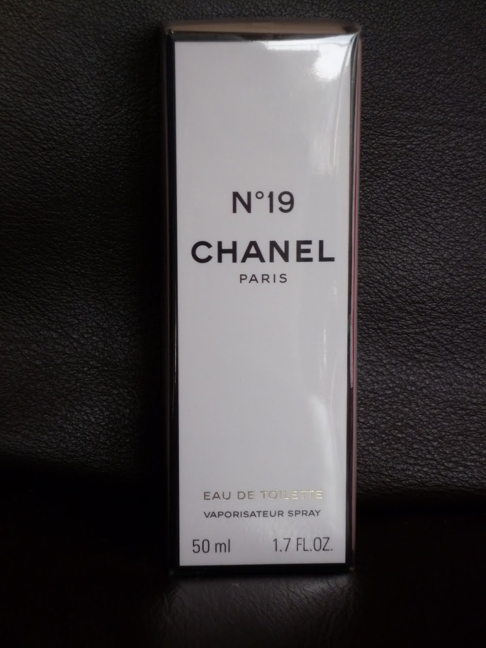 Winner of the Chanel No 19 Give-Away