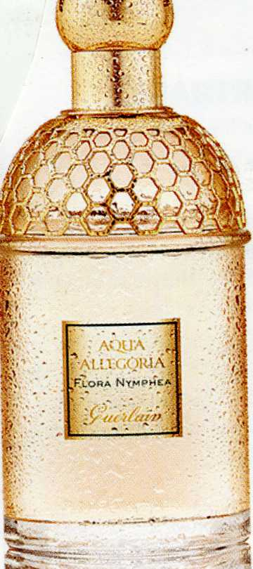 New Perfume Launch: Guerlain Aqua Allegoria Flora Nymphea