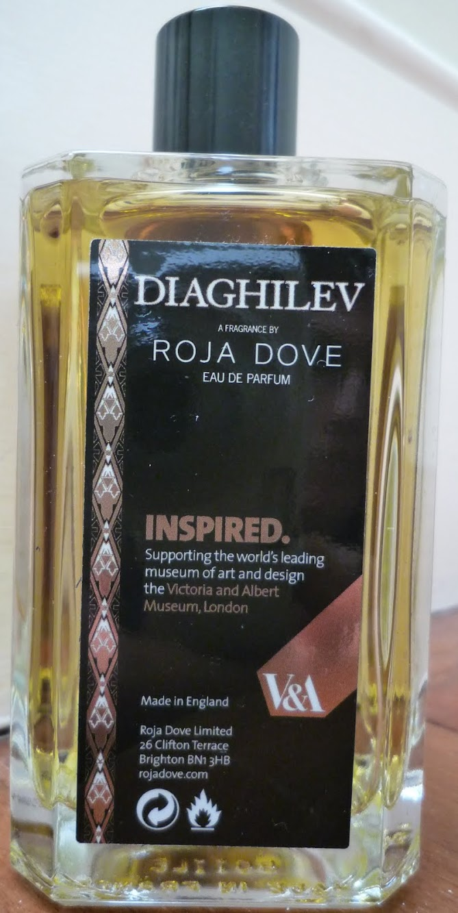 Roja Dove's Diaghilev [Quick Review]