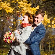 Wedding photographer Aleksandr Shamarin (MEll). Photo of 31.10.2016