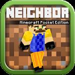 Map Hello Neighbor In Minecraft Icon
