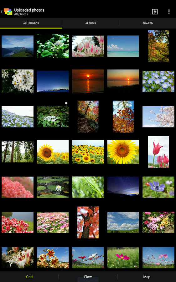 NIKON IMAGE SPACE- screenshot