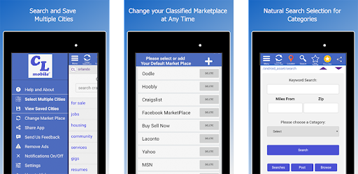 cl mobile for craigslist and classified ads apps on google play rh play google com