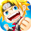Ninja Heroes - Storm Battle: best anime RPG APK