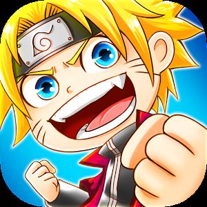 Ninja Heroes - Storm Battle: best anime RPG icon