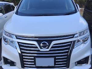 エルグランド TNE52 2019年250 highway STAR premium urban Chromのカスタム事例画像 tatsuya0044さんの2020年11月23日15:09の投稿