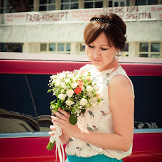 Wedding photographer Nadezhda Baranova (PhotoByNadin). Photo of 02.09.2013