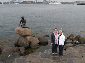 Photo: 1. den - Malou mořskou vílu nelze pominout (Den lille Havfrue, København)