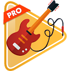 Backing Track Play Music Pro icon
