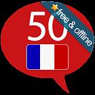 Aprenda Francês - 50 langu icon