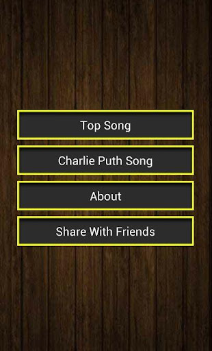 Charlie Puth Top Songs