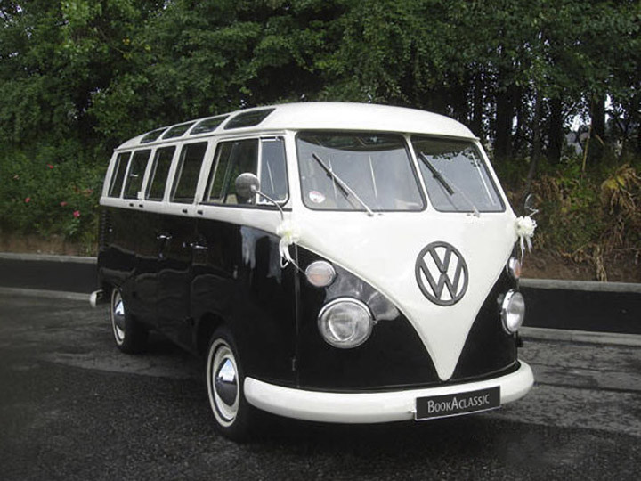 Volkswagen Campervan Hire Glasgow