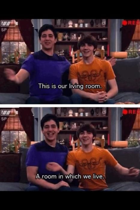 Drake and Josh is the coolest thing since sliced bread: