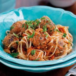 Spaghetti And Meatballs (with Hidden Vegies)