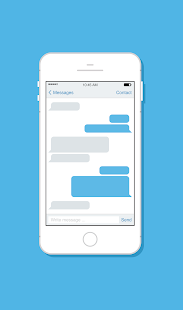 Empty Message - Send Blank Texts For FREE - náhled