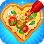 Pizza Chef - cute pizza maker game