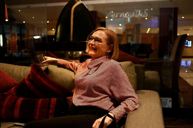 DA's federal council chair, Helen Zille.