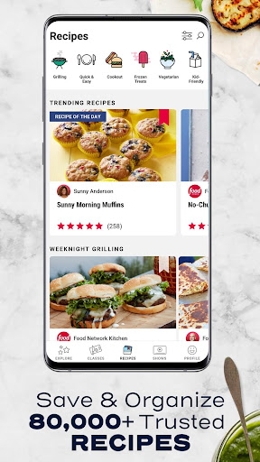 Food Network Kitchen 6.15.2 Screenshots 2