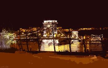 Photo: Most łańcuchowy 38 (izohelia)