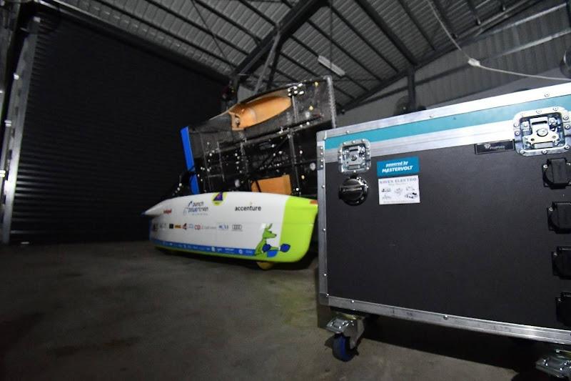 Powerbox Navex Elektro en Mastervolt crucial during BWSC '17
